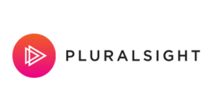 Pluralsight logo mike writing